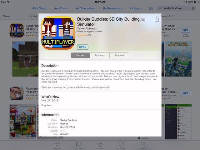 Geek Pocket Minecraft - Builder Buddies Basics